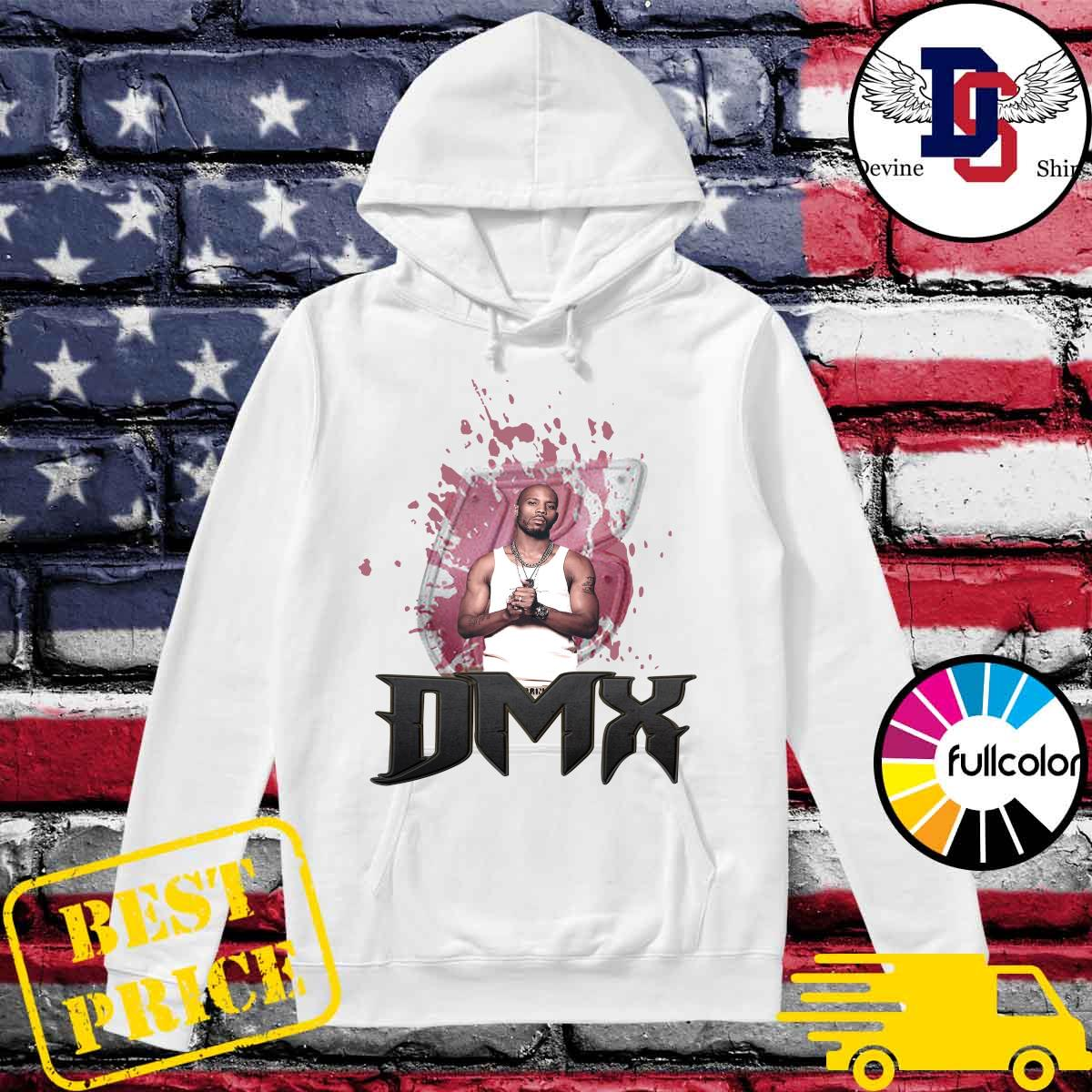 Official DMX Forever Never Die Shirt Hoodie