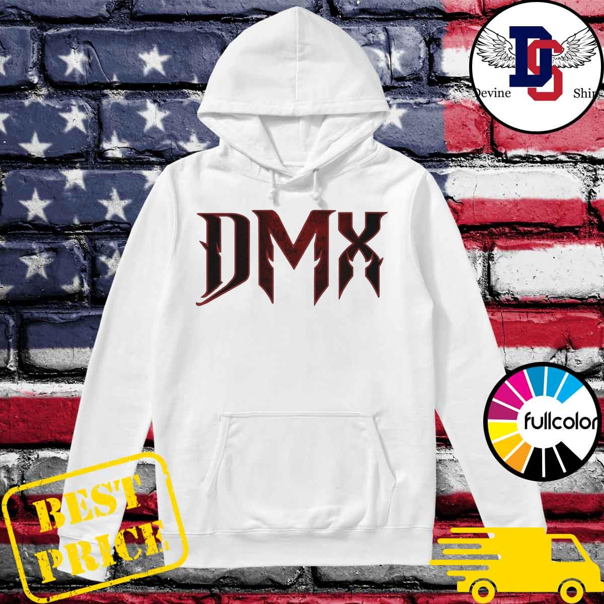 Official The legend DMX Rip s Hoodie