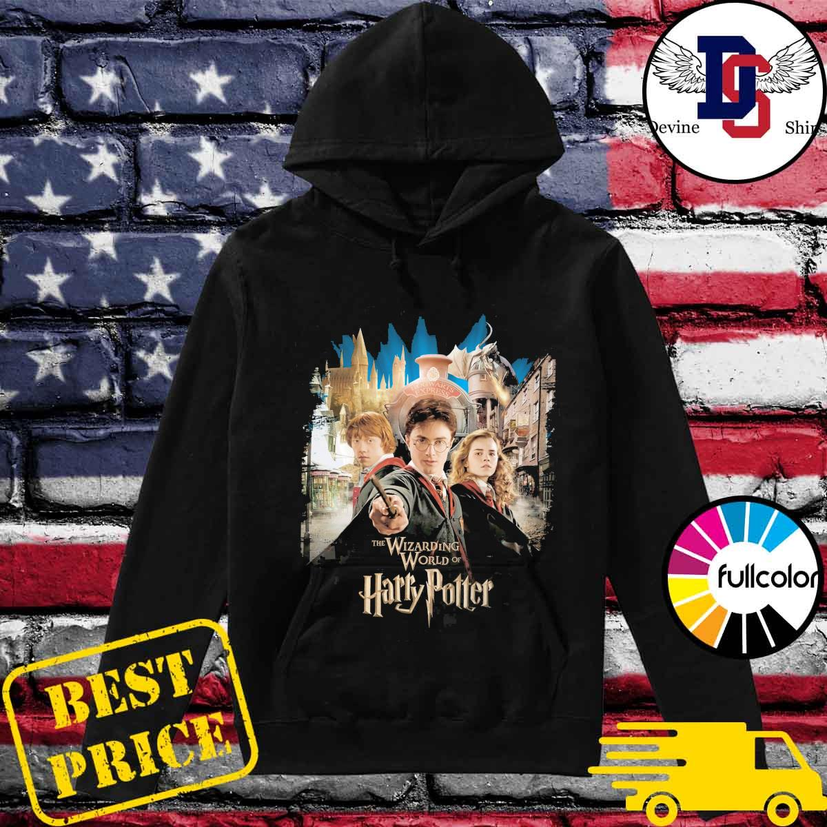 Hogwarts Express The Wizarding world of Harry Potter s Hoodie
