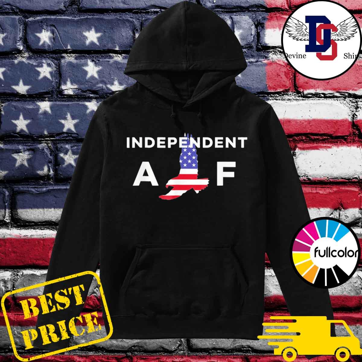 4th Of July Independence Flag Shirt Hoodie