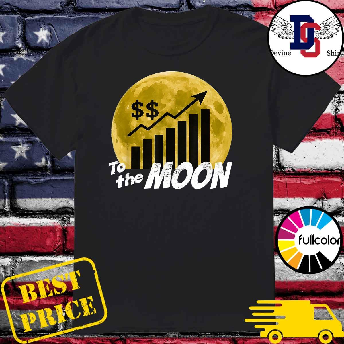 $GME Game To The Moon 2021 Shirt